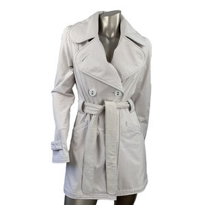 Lululemon Double Breasted Trench Coat RARE Sz S
